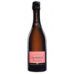 Rosée de Saignée, champagne Drappier